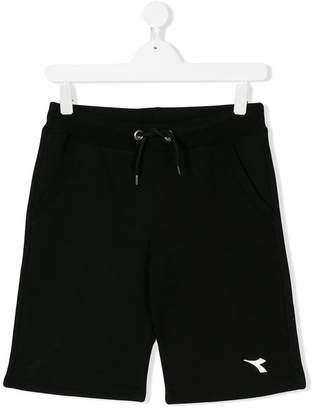 Diadora Junior TEEN drawstring track shorts