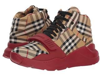 Burberry Regis High Top Sneaker