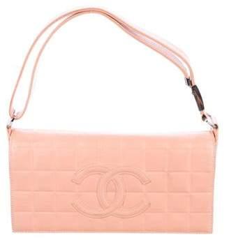 Chanel Chocolate Bar E/W Flap Bag