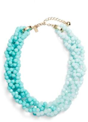 Kate Spade The Bead Goes On Collar Necklace