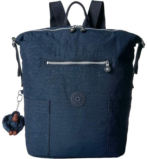 Kipling Cherry Backpack Bags - BLUE - STYLE