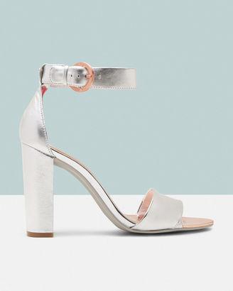 Ankle strap sandals $165 thestylecure.com