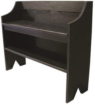 SawdustCity Wood Storage Bench