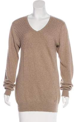 AllSaints Cable Knit Sweater