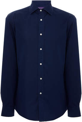 Ralph Lauren Aston Cotton-Twill Shirt