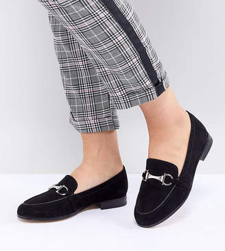 Faith Wide Fit Agnes Loafers