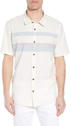 O'Neill Jack Charter Regular Fit Short Sleeve Sport Shirt