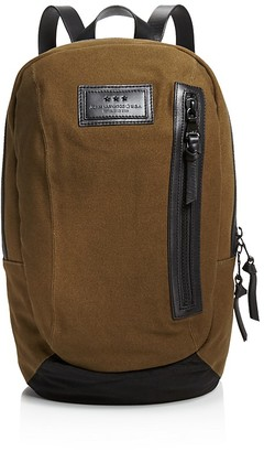 John Varvatos Star USA Backpack $298 thestylecure.com