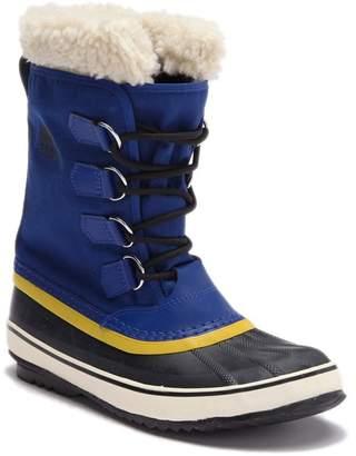 Sorel Winter Carnival Faux Fur Lined Boot