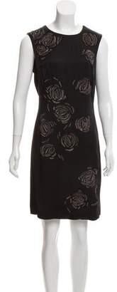 Maiyet Embellished Sleeveless Dress