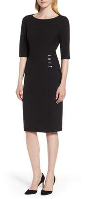 BOSS Disoma Sheath Dress