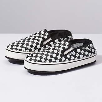 Checkerboard Slip-Er