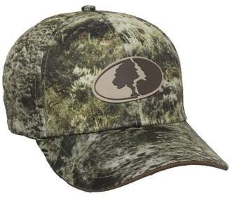Mossy Oak Mountain Country Range Performance Stretch Fit Cap; Large / X-Large