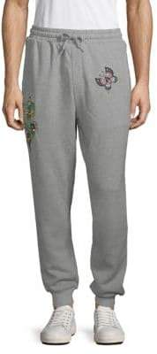Standard Issue NYC Embroidered Jogger Pants
