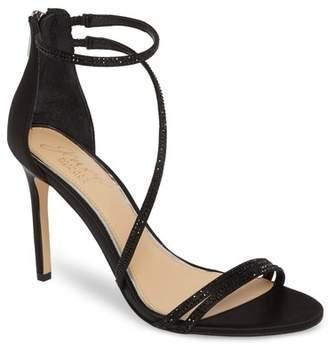 Badgley Mischka Gail Crystal Embellished Sandal