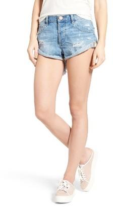 Women's One Teaspoon Bandits Denim Shorts $114 thestylecure.com