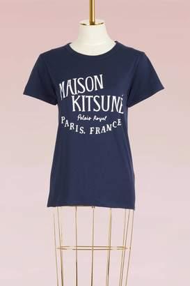 Maison Kitsun Palais Royal Cotton T-Shirt