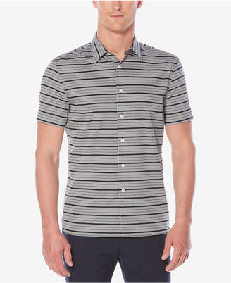 Perry Ellis Men's Classic-Fit Striped Shirt