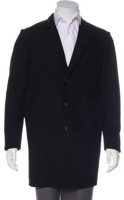 Prada Wool Overcoat