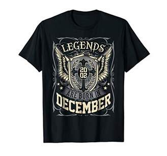 Legends Born In DECEMBER 2002 Aged 16 Years Old Classic