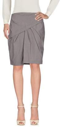 Malloni Knee length skirt