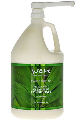 Wen WEN by Chaz Dean Rice Cleansing Conditioner One Gallon