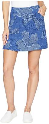 Fresh Produce White Tides City Skort Women's Skort