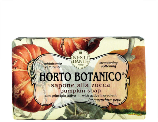 Pumpkin Soap by Nesti Dante (250g Bar)