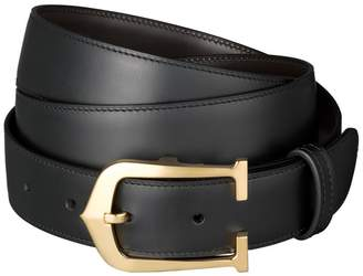 Cartier Elongated C Belt