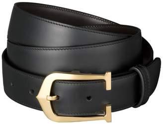 Cartier Elongated C Belt