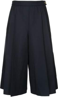 Thom Browne wide leg trousers