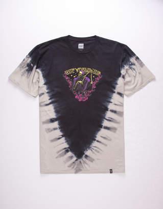 HUF Prayers Tie Dye Mens T-Shirt