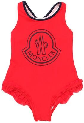 Moncler Lycra One Piece Swimsuit