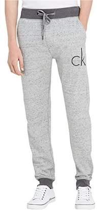Calvin Klein Men's Logo Drawstring Lounge Sweatpants