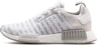 adidas NMD R1 '3 Stripes' - Core White/Core Grey