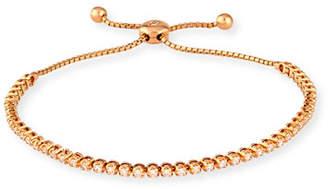Cassidy Diamonds 18K Rose Gold Illusion-Set Diamond Bracelet