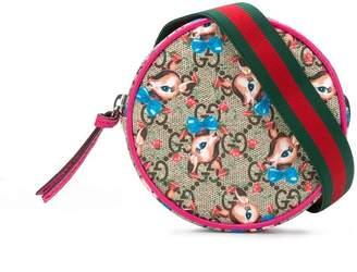 Gucci Kids GG logo shoulder bag