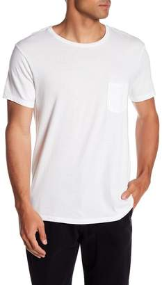 Save Khaki Heavy Supima Jersey Pocket Tee