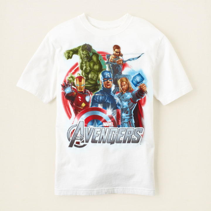 Children's Place Avengers graphic tee