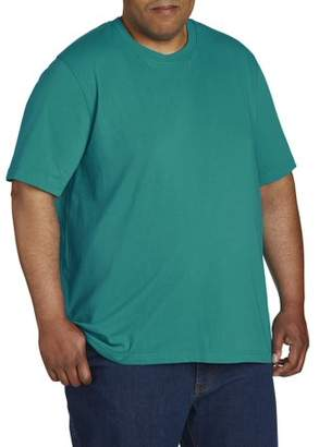 Men's Big and Tall Wicking Jersey Short Sleeve No Pocket Tee, up to size 7XL Men's Wicking Jersey Short Sleeve No Pocket Tee
