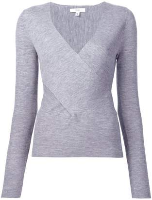Tome criss cross sweater