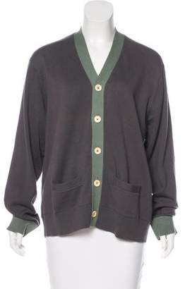 Steven Alan Long Sleeve Knit Cardigan
