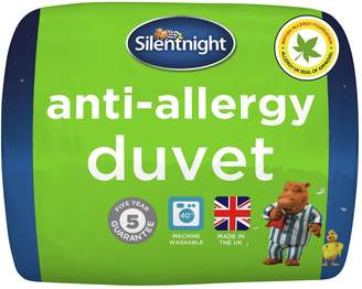 Silentnight Anti-Allergy 13.5 Tog Duvet