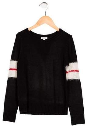 Splendid Girls' Textured Knit Sweater