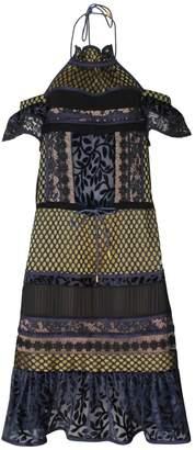 Joana Almagro - Velvet Leaf Dress