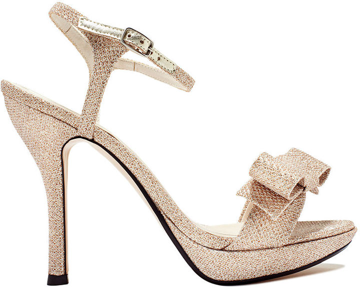 Caparros Gemini Platform Evening Sandals