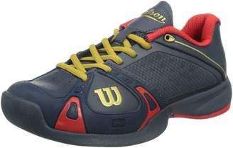 Wilson Rush Pro 100 Year Women's Tennis Shoes - /Red