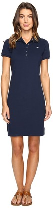 Tommy Bahama - New Paradise Polo Dress Women's Dress $88 thestylecure.com