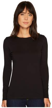Lilla P Layering Long Sleeve Crew Neck Women's Clothing
