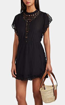 IRO Women's Caidy Eyelet Dress - Black